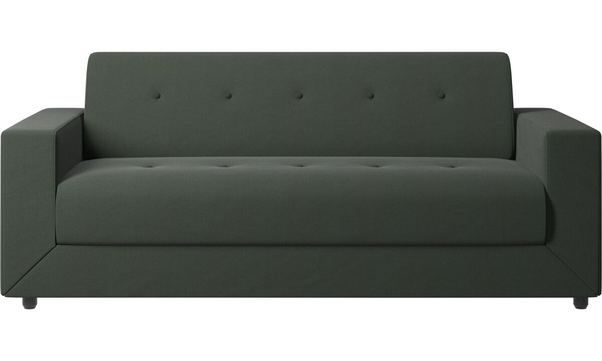 Sofa beds - Stockholm sofa bed - Green - Fabric