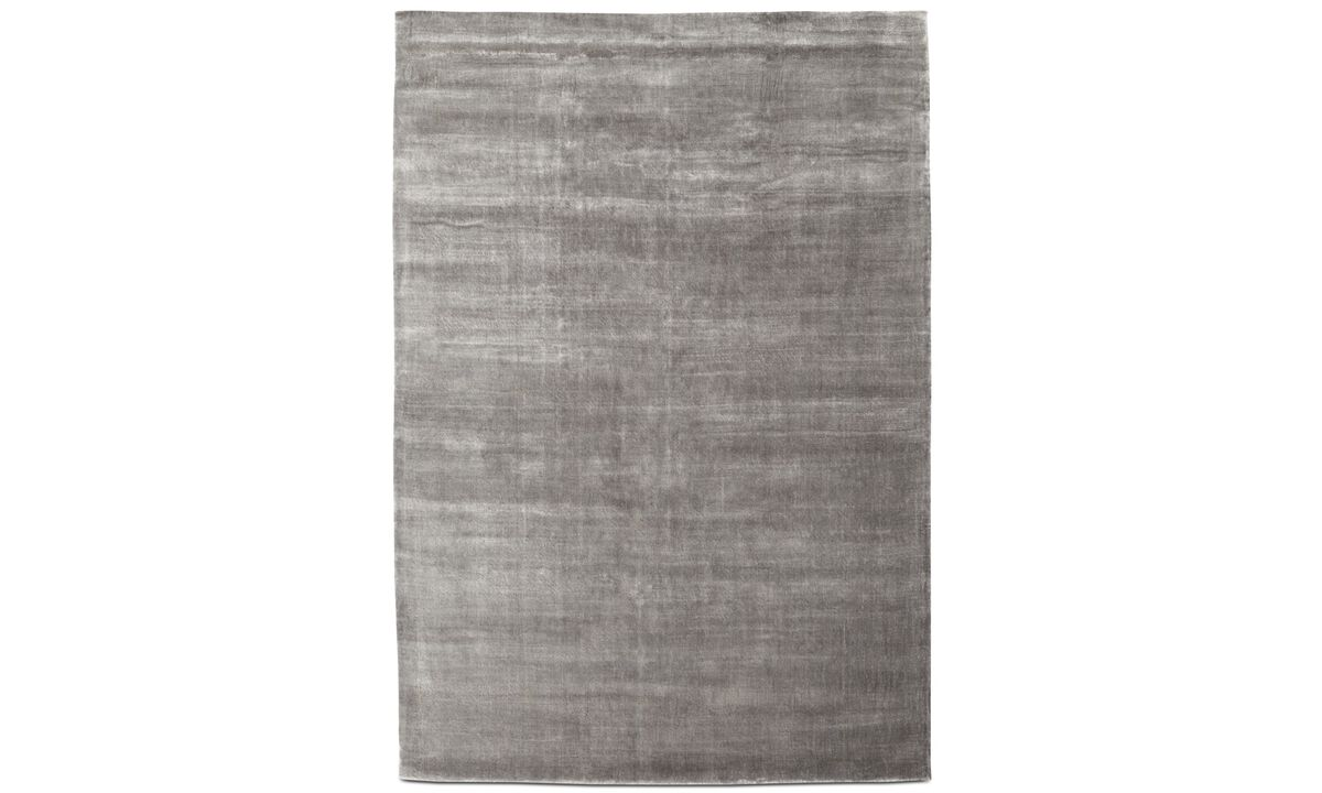 New designs - Plaza rug - rectangular - Grey - Fabric