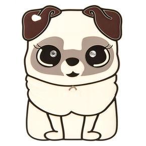Glow In The Dark Pug Case For iPad® Mini,