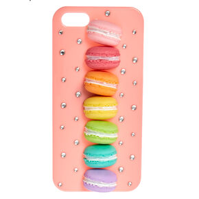 Rainbow Macaroon Phone Case,