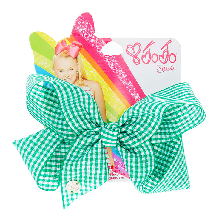 jojo hair bows how to make