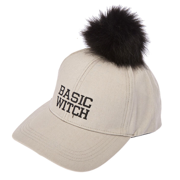 Basic Witch Baseball Cap at Icing in Victor, NY | Tuggl