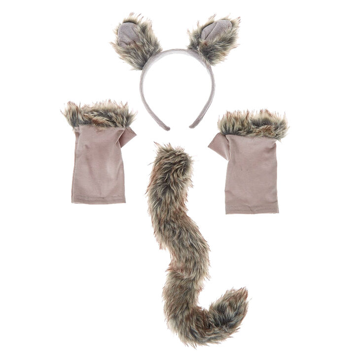 3 Piece Wolf Costume Kit at Icing in Victor, NY | Tuggl