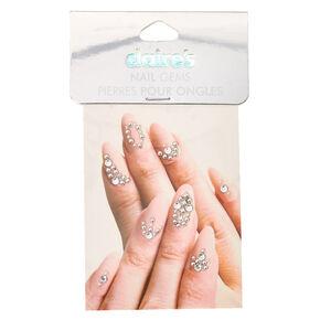 Abstract Nail Gems,