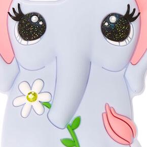 Precious Elephant Silicone Phone Case,