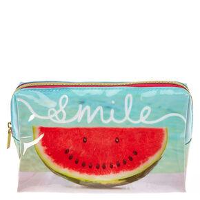 Watermelon Smile Cosmetics Bag,